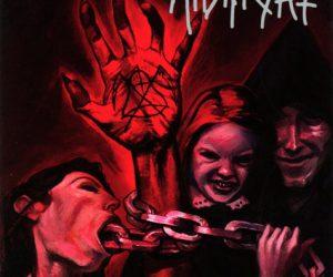 Midnight - No Mercy For Mayhem LP (GOLD color vinyl)