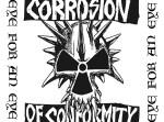 Corrosion of Conformity - Eye For An Eye LP (Fanclub vinyl)
