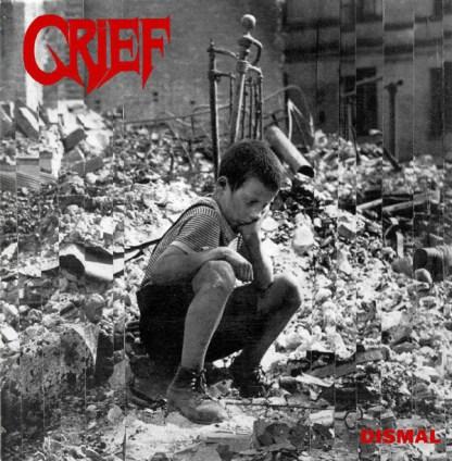 Grief - Dismal LP