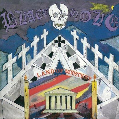Black Hole - Land of Mystery LP (splatter vinyl)