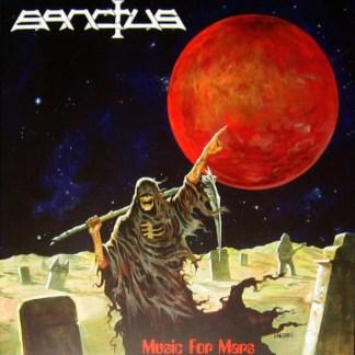 Sanctus - Music For Mars LP