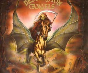 "Desolation Angels - S/T LP + 7"""