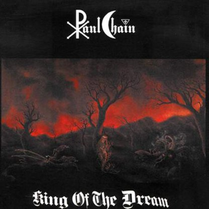 Paul Chain - King of the Dream / Ash LP