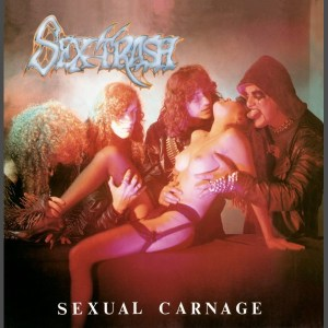 Sextrash - Sexual Carnage Cover-600x600