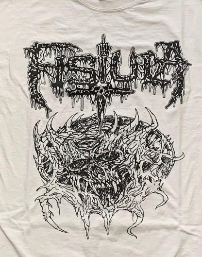 Fistula Scott Stearns skull shirt