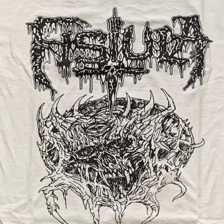 Fistula Scott Stearns skull shirt