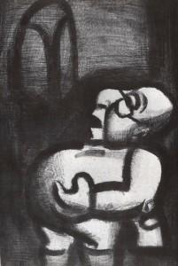 Georges Rouault Ubu