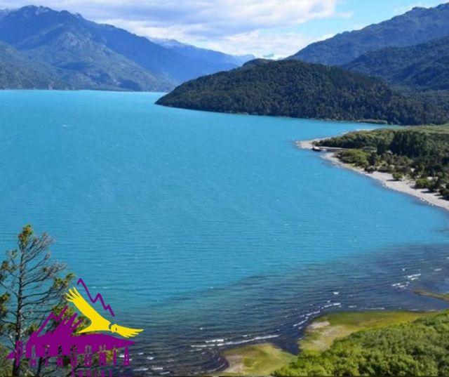 Mirador en el Parque Nacional Lago Puelo