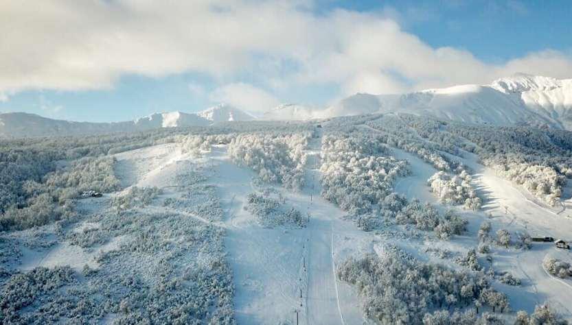 Chapelco, el mejor centro de esquí del país