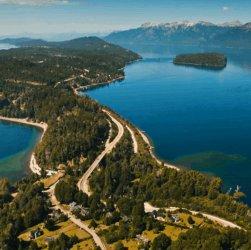Ruta a Bariloche