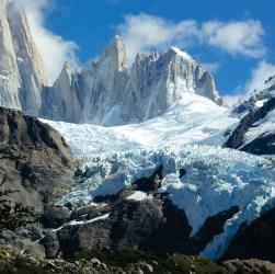 Huella de Glaciares