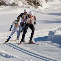 Marchablanca en Tierra del Fuego, esquí.
