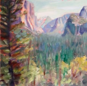 Yosemite Afternoon