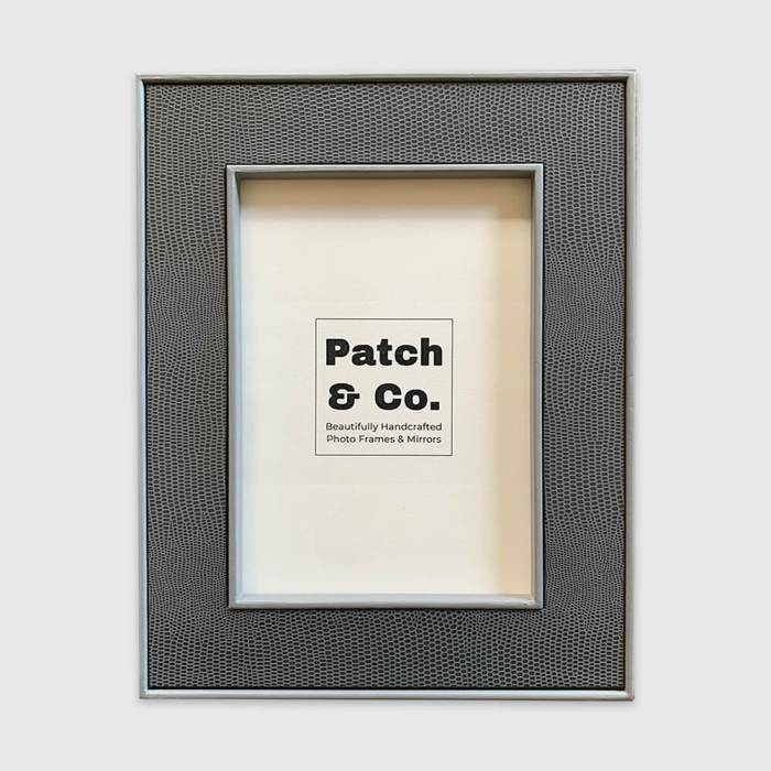 Lamella in Light Grey 7 x 5 Photo Frame