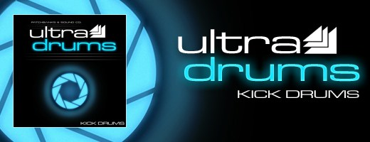 Ultra Drums – Kick Drums