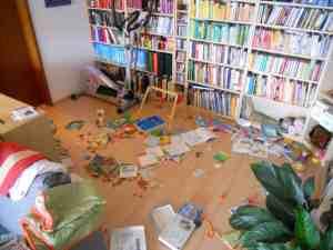 Stiefkinder kennenlernen Chaos
