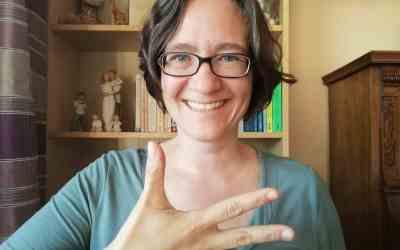 Feedback-Finger – Kommunikationstipp, damit Dein Kind mehr von seinem Tag erzählt.
