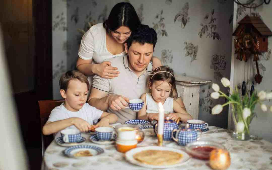 Verschiedene Werte und trotzdem eine Familie