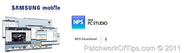 Download and Configure The Samsung New PC Studio