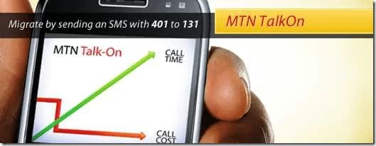 MTN TalkOn and PAYGO Plans and Magic Number
