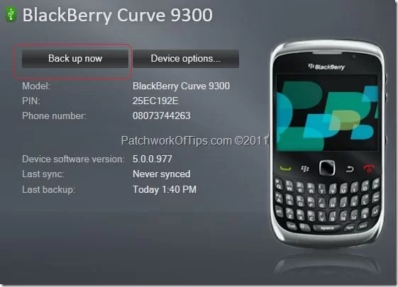 How to Connect To Yahoo Messenger On BlackBerry Curve 3G