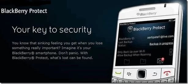 How To Protect Your BlackBerry Devices With BlackBerry Protect