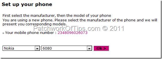 How To Get Airtel Nigeria's WAP-MMS-Internet Settings