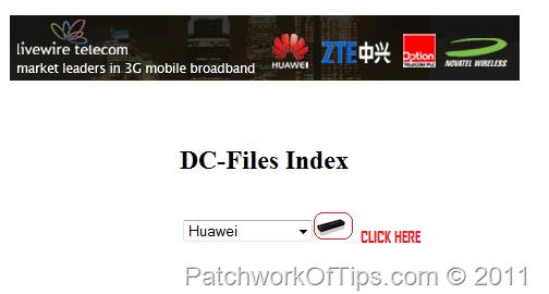 Download Huawei Firmware