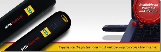 Unlock MTN Nigeria's FastLink Modem