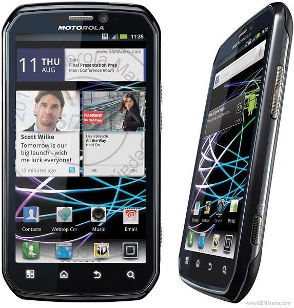 Motorola PHOTON 4G Review