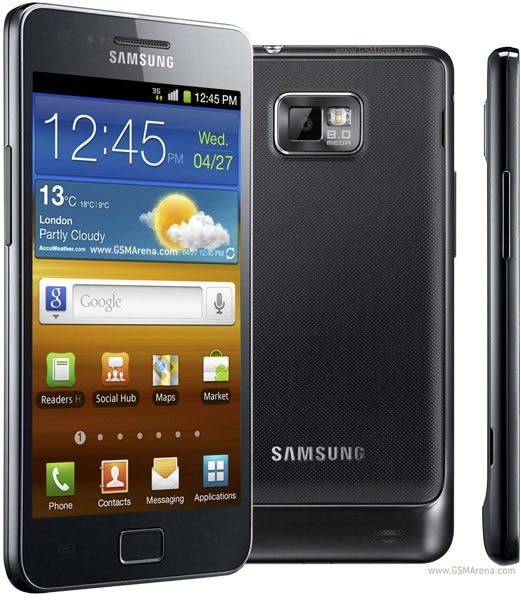 Samsung i9100 Galaxy S II Review