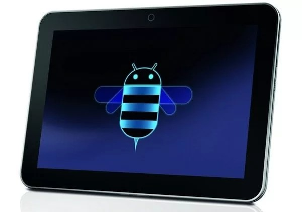 Toshiba AT200 Android Honeycomb Tablet Revealed