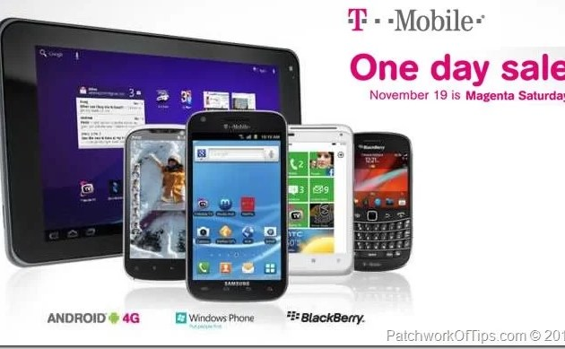 T-Mobile USA Black Friday Like Sales