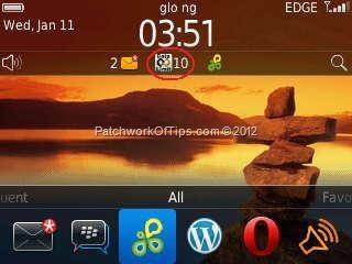 Traffic Monitor For BlackBerry