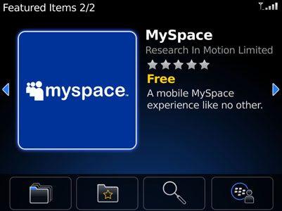 Top BlackBerry Applications
