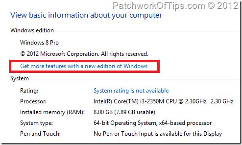 Windows 8 Media Center Pack Free Installation
