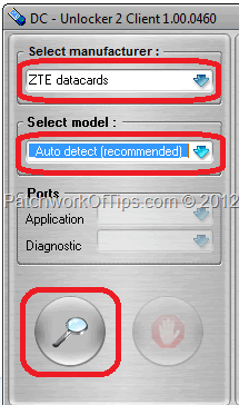 DC-Unlocker-Modem-Selection