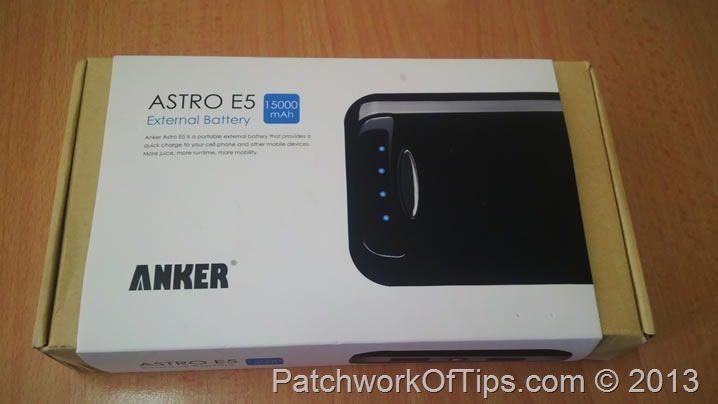 Portable External Battery Review