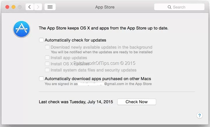 Reduce Mobile Data and WiFi Usage On Mac OS X