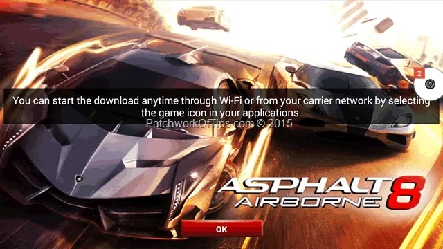 Move Asphalt 8 To New Device