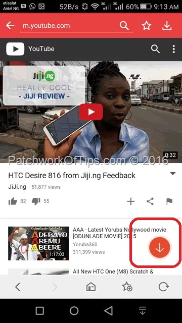 Download YouTube Video or Audio