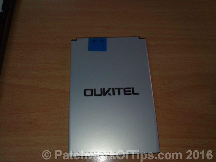 Oukitel K4000 Pro Battery
