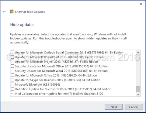 Block Intel Iris Graphics Driver Update Bootcamp Mac