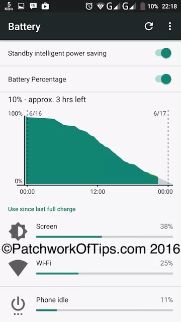 Oukitel K6000 Pro Battery Life - Wi-Fi Only 2