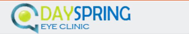 DaySpring Eye Clinic Nigeria Mini Review