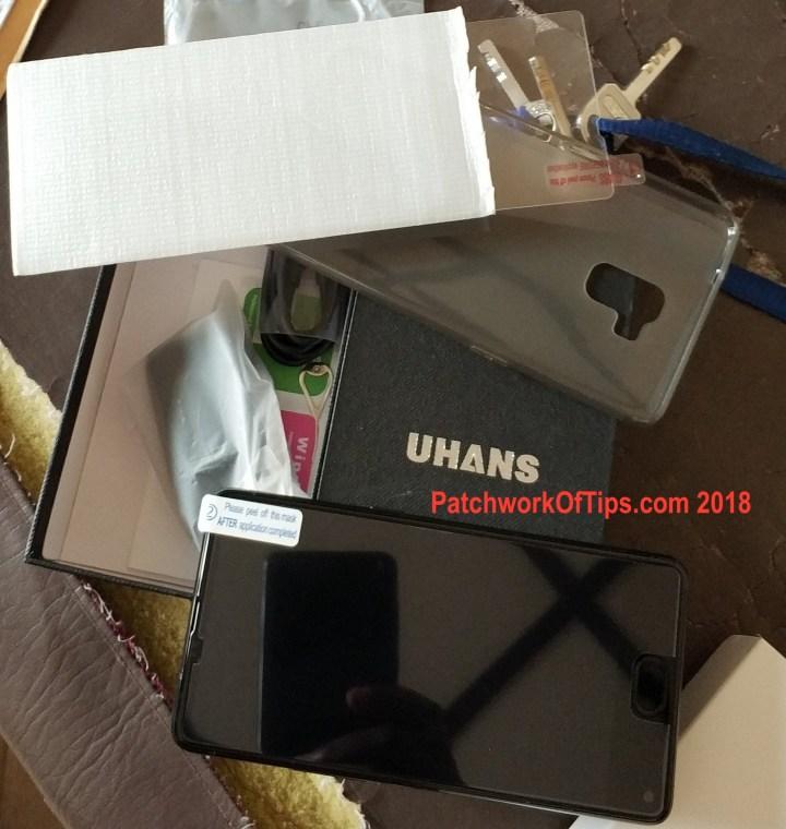 UHANS MX UNBOXING