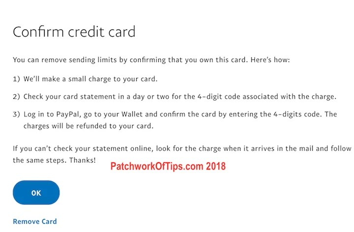 How To Link Nigerian Debit Cards To PayPal (Sept 2018