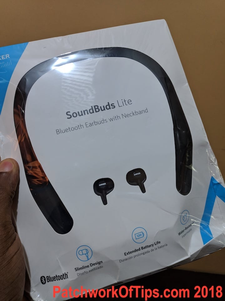 Anker SoundBuds Lite 1