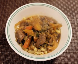 Cocoa Beef Stew