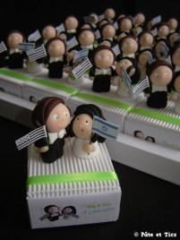 Boîtes à dragées mariés Bretagne et Israël